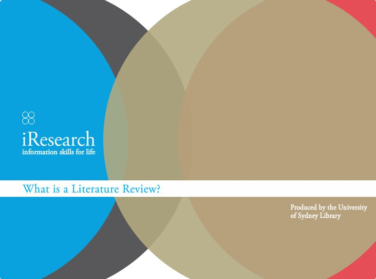 What_is_a_literature_review